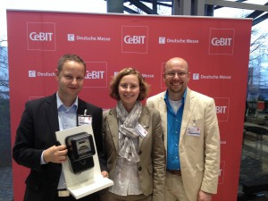 Aussteller auf CeBIT Press Preview