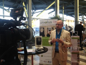Interview CeBIT Press Preview