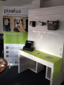 pixolus_Messestand CeBIT
