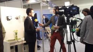 E-world 2015 - Dr. Steffen Kamp (pixolus) im Interview mit RTL West