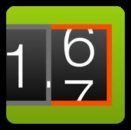 Icon pixometer Zählerstand App für iOS & Android