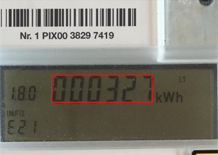 Reading LC Displays / Digital Meters with pixometer