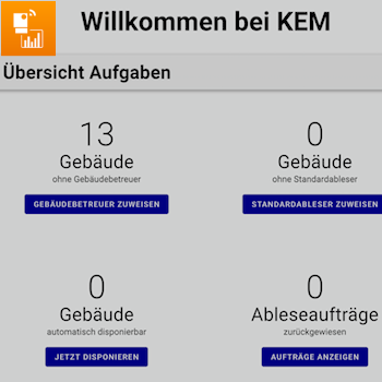 Scan 2 KEM – App zum Energiemanagement