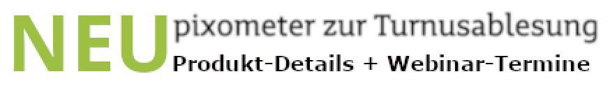 pixometer zur Turnusablsung - Details & Webinare